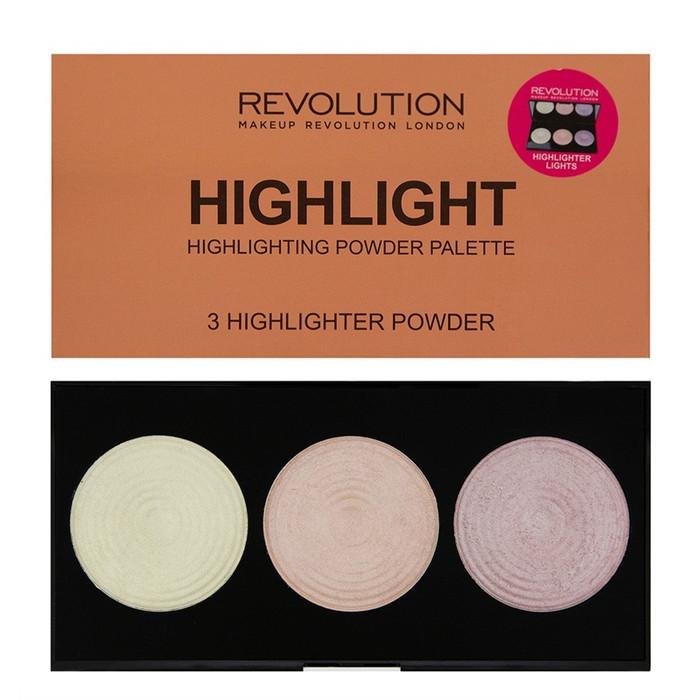 Revolution Highlighter Palette - Highlight