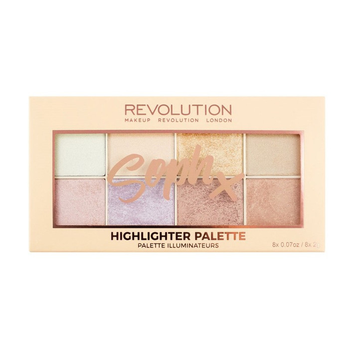 Revolution Soph Highlighter Palette
