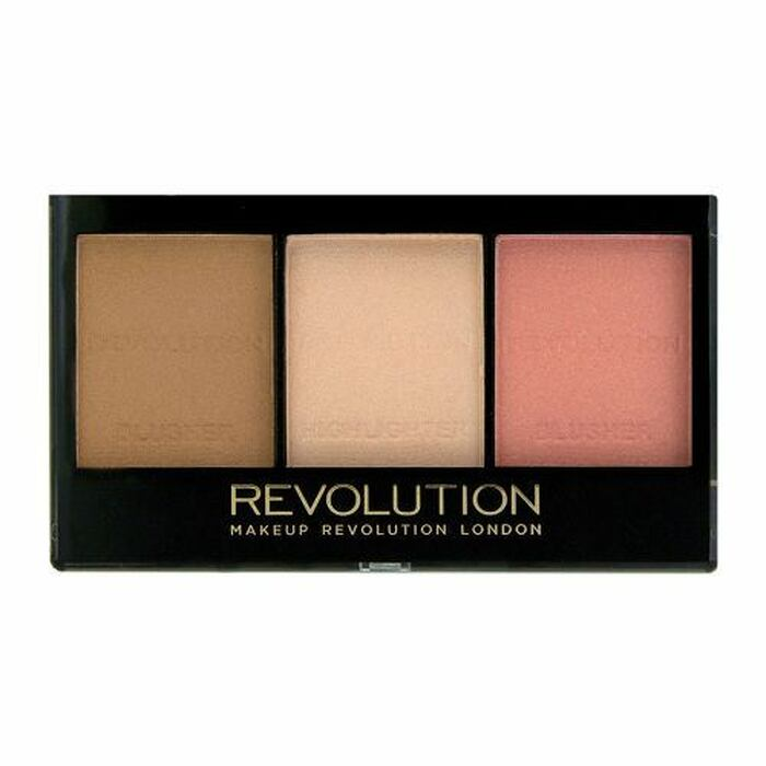 Revolution Ultra Sculpt & Contour Kit - Ultra Fair C01