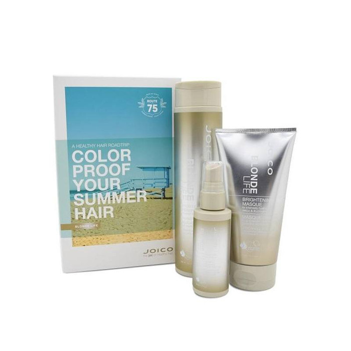 Alfaparf Blonde Life Summer Kit 2019