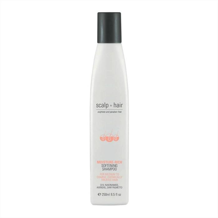 NAK Moisture Rich Softening Shampoo 250ml