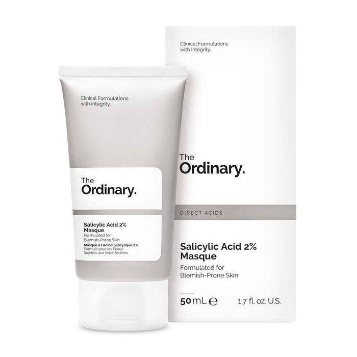 The Ordinary Salicylic Acid 2% Masque - 50ml
