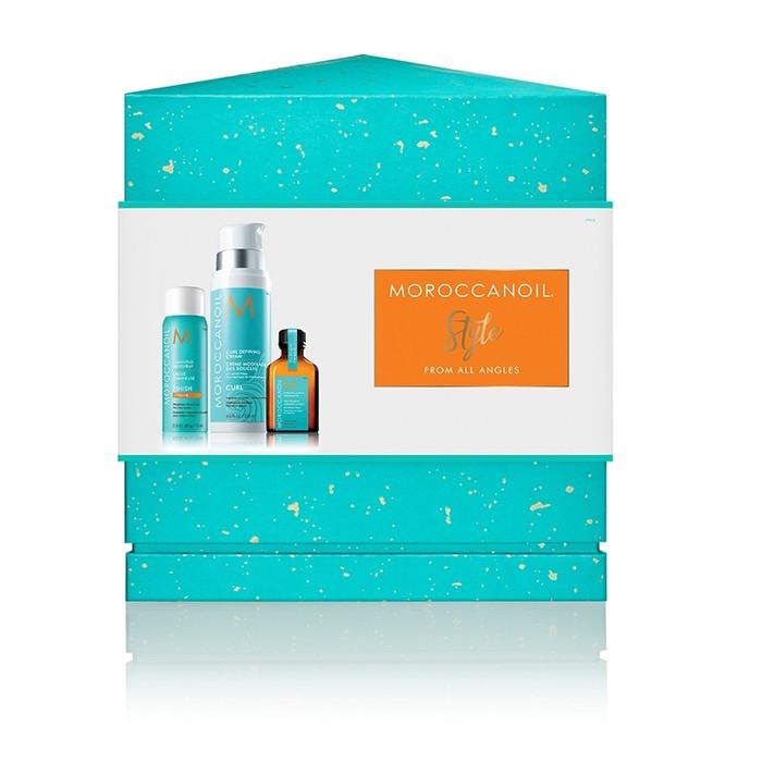 Moroccanoil Style 2019 Xmas Gift Set