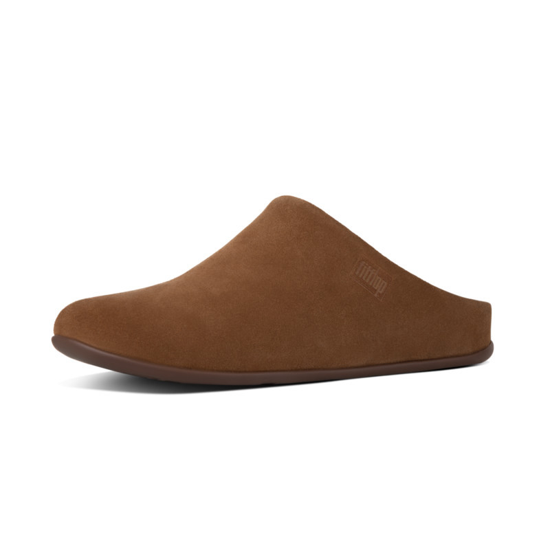 52e4fff10 FitFlop™ Chrissie Shearling Tan Slippers