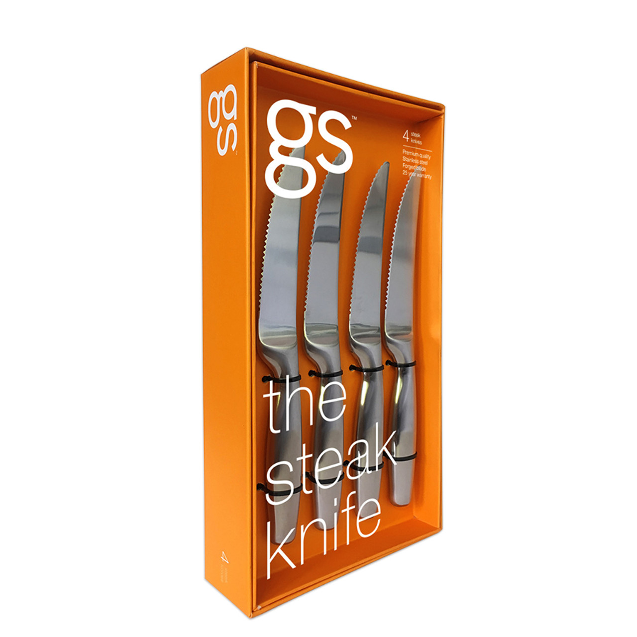 Steak knife - 4 piece set