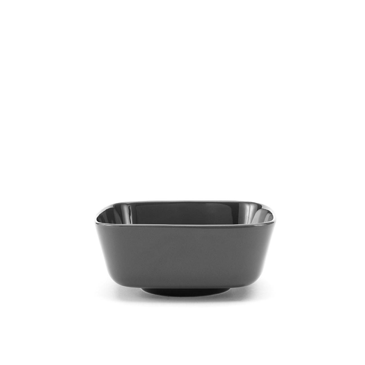 Karo - Charcoal-Grey Dinnerware set 16pc
