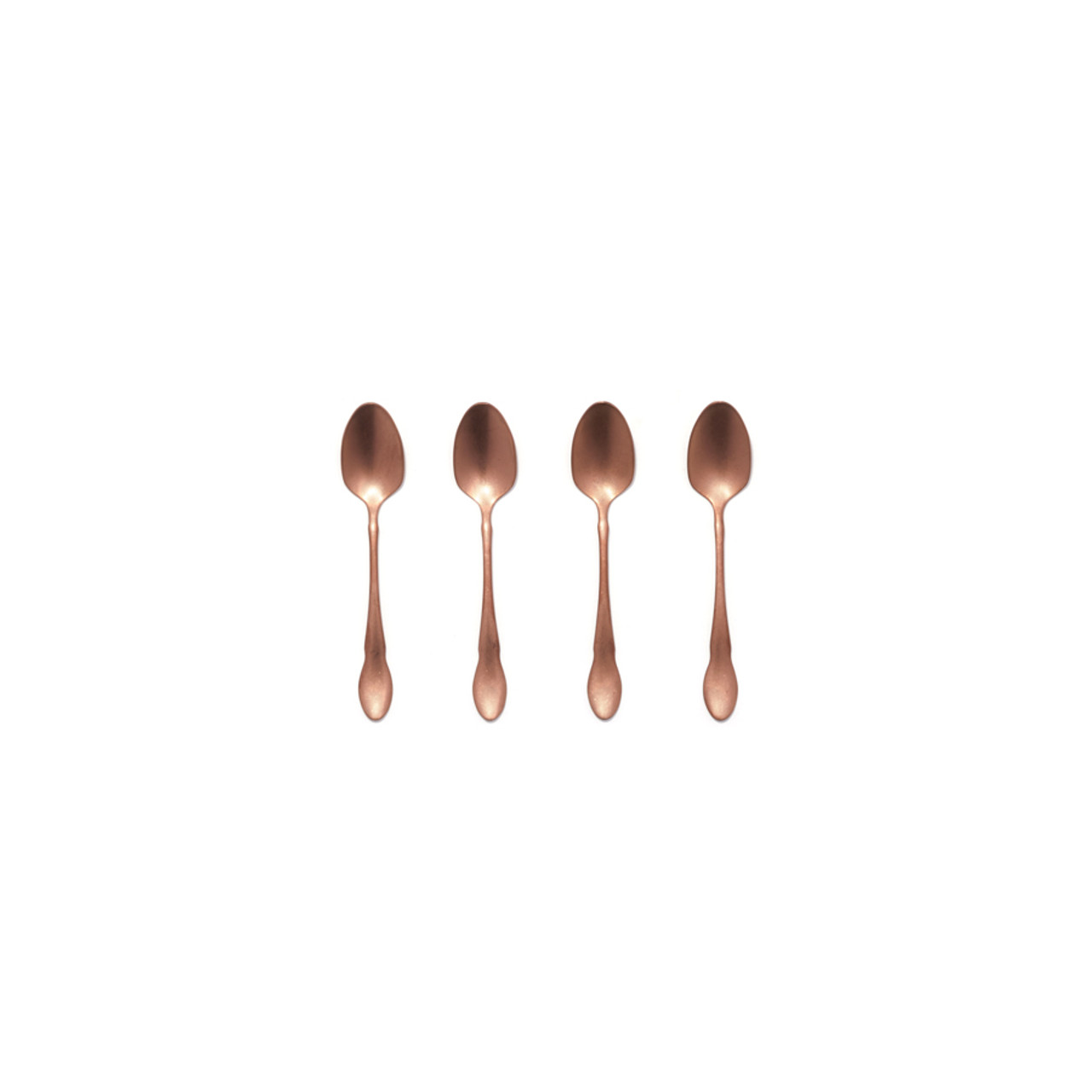 Maple - 4 piece minispoon set