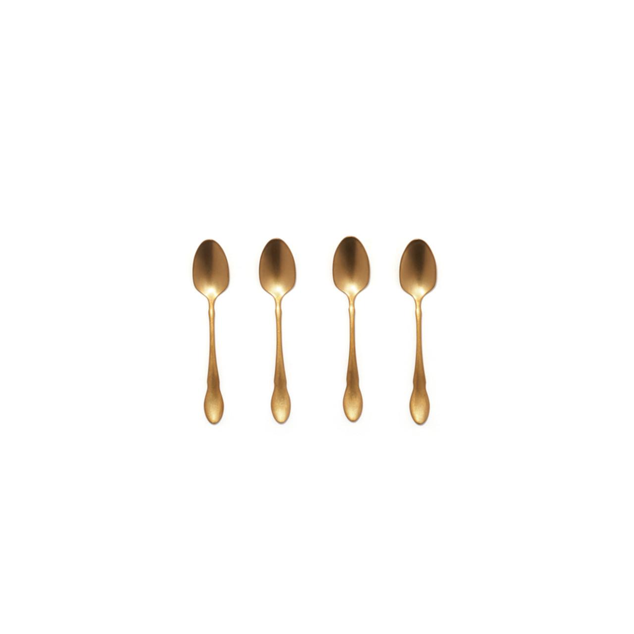 Birch - 4 piece minispoon set