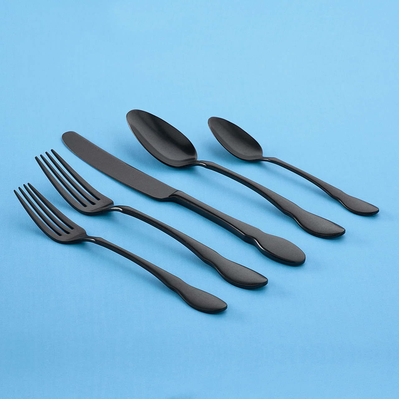 Ebony - 20 piece set