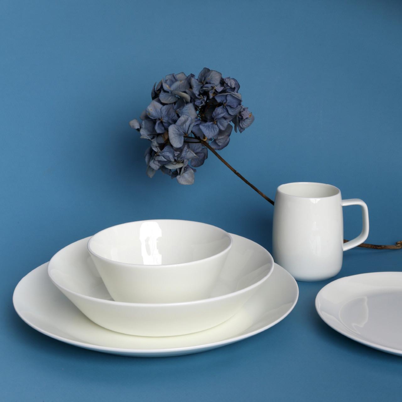Lotus - Cereal Bowl 4 piece set