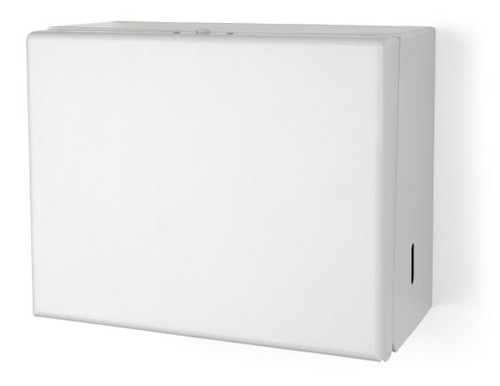 Singlefold Metal Towel Dispenser - #T91WH