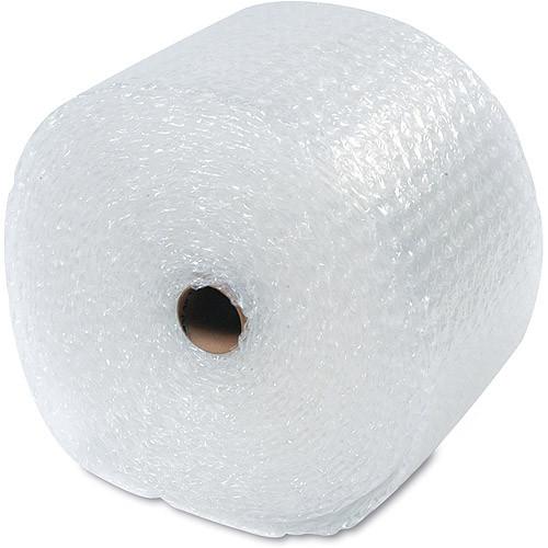 """24"""" x 250' 1/2"""" Bubble Wrap - 2 rolls - #BPBW12S24P"""