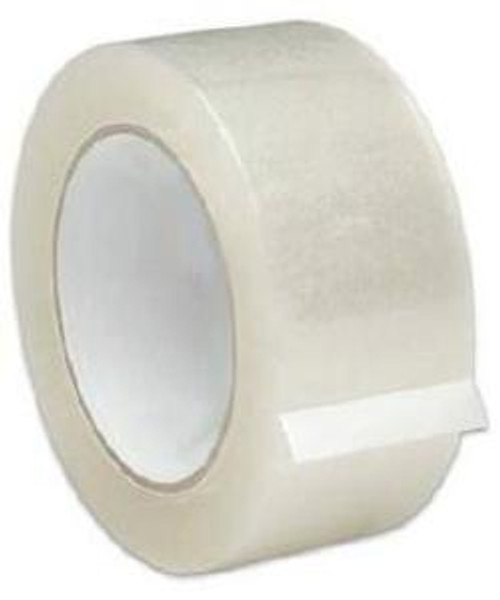 "2"" x 110' yds Hot Melt Tape, 1.75 Mil Clear 36 rolls/cs - #HMT2110C"