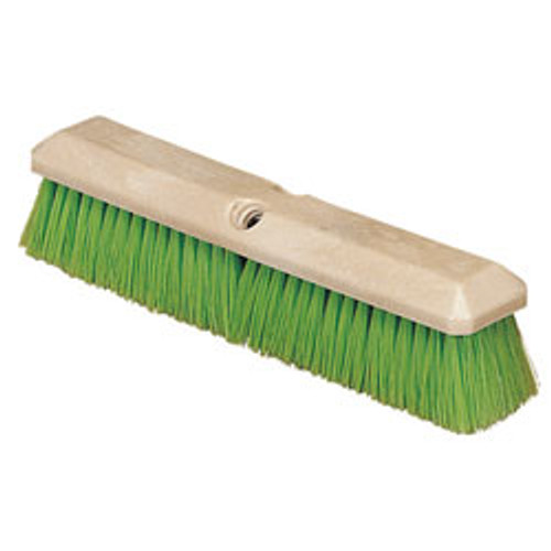 "14"" Green Flagged Nylon Wash Brush - #MB3314-N"