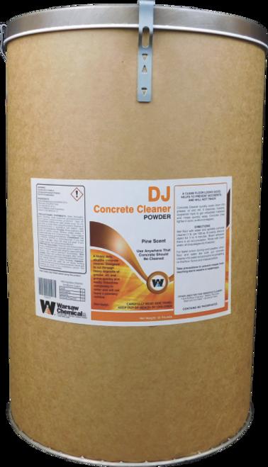 DJ Orange Concrete Cleaner 50# Drum