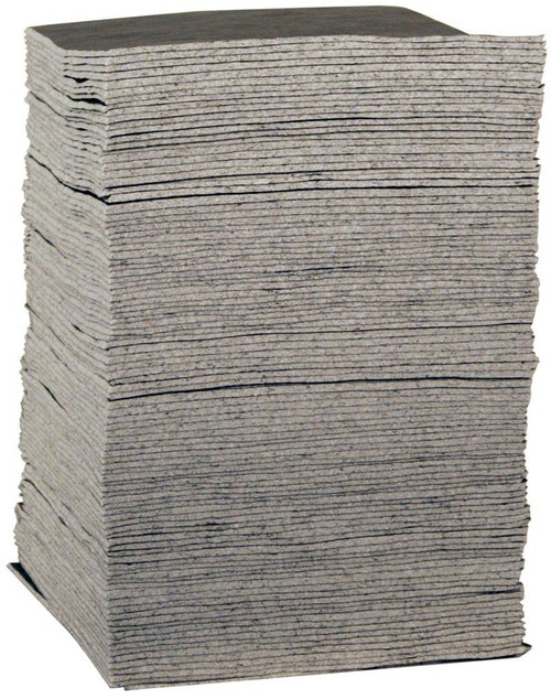 EVERSOAK® Medium-Duty Recycled Universal Sorbent Pads - #22867