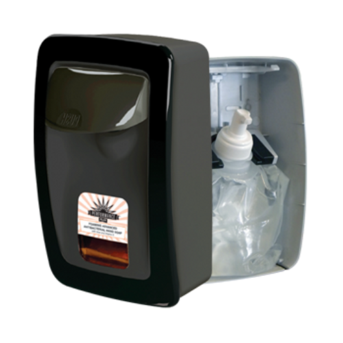 Black Foam Soap Dispenser - #PP8900F