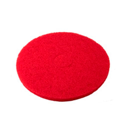 "20"" Red Buffing Floor Pads - 5/cs - #PRED20 - SPECIAL ORDER"