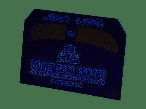 Sani-Cover Toilet Seat Cover Half-fold - #ETSC120500