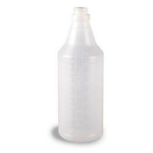 Plastic Bottle with Graduations Neck 32 oz #5032WG-EA