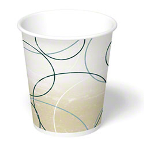5oz Waxed Cold Cup - #DMR-5-1-IP