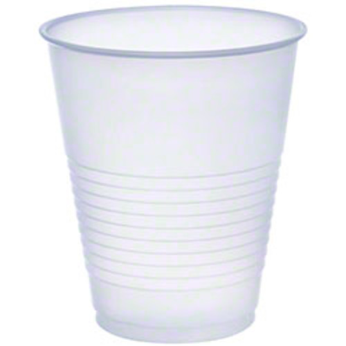 12oz Translucent Squat Cup - 1000/cs - #Y12S