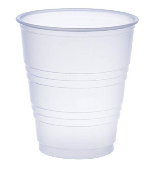 5oz Translucent Squat Cup - 2500/cs - #Y5
