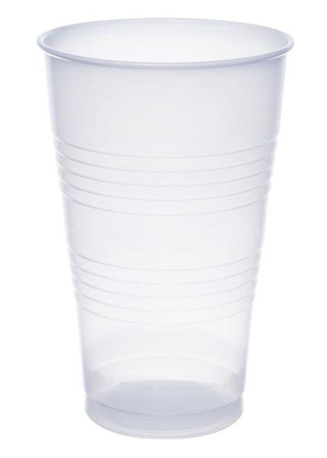 16oz Translucent Squat Cup - 1000/cs - #Y16T