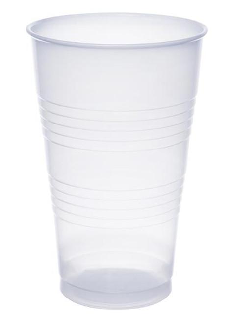 16oz Translucent Squat Cup - 1000/cs - #Y16T