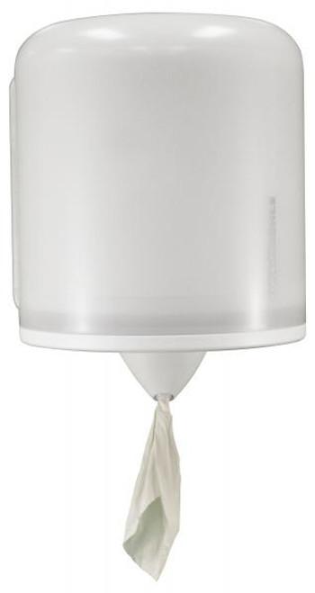 Centerpull Towel Dispenser, White  T600-W