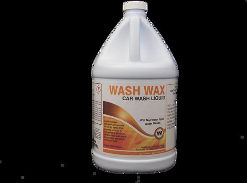 Was Wax Car Wash Liquid Gallon