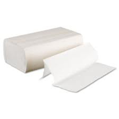White Multifold Paper Towels 250 per pack - 16pk/cs - #183203