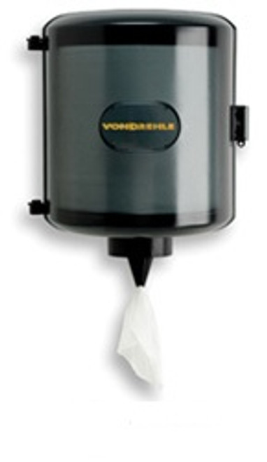 Use dispenser with CP600 towels