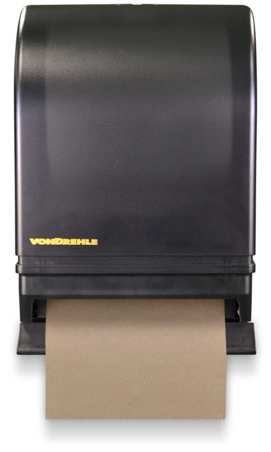 "Push Bar 8"" Hardwound Roll Towel Dispenser - #3467"