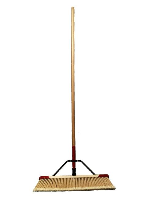 #25 Series Coronette Fine Sweep COMPLETE Push Broom - 2524, 2530, 2536, 2542