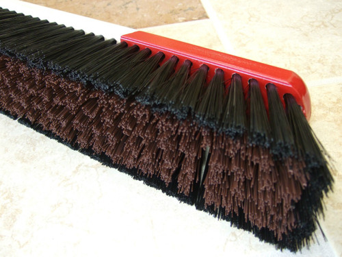 #61 Series Shopkeeper Medium Sweep COMPLETE Push Broom - 6124, 6130, 6136, 6142