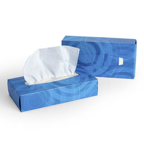 Sniffles Premium Facial Tissue  100/bx - 30bx/cs - #100033