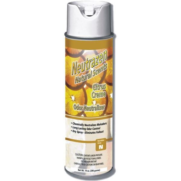 Neutrazen Citrus Creme Air Freshener 14oz - 12/cs - #Z491105