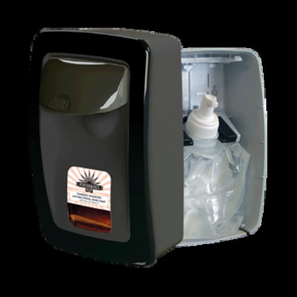 Black Foam Soap Dispenser - #PP8900F