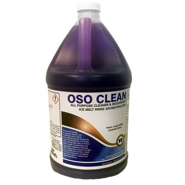 OSO Clean, Ice Melt Neutralizer - 4 gallons/cs