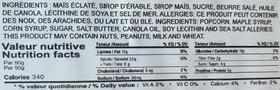 Butter Maple Popcorn - 7kg (Vrac)