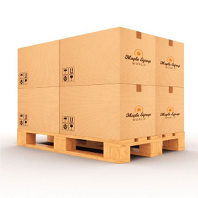 Pallet of 300 cases of Maple Butter - 160g (Small)