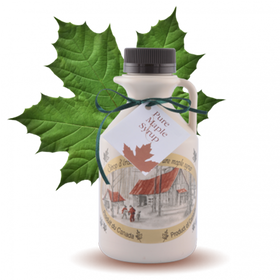 Grade B Maple Syrup Quart