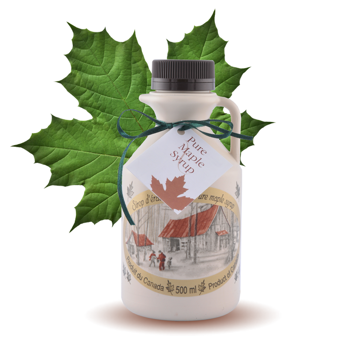 Maple Syrup Pint, 500ml (16oz)