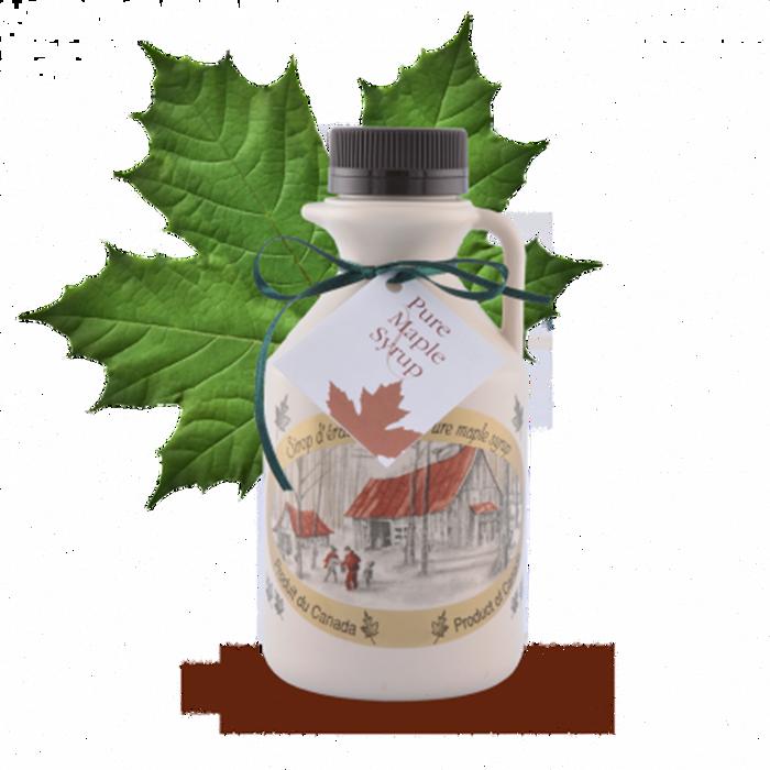 Organic Grade B Maple Syrup Gallon