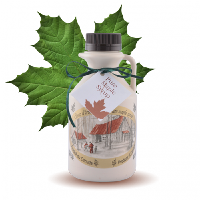 Grade B Maple Syrup Gallon