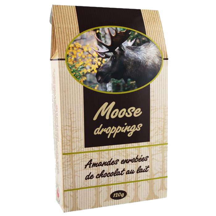 Moose Droppings