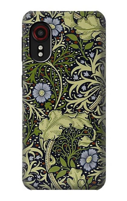 W3792 William Morris Hülle Schutzhülle Taschen und Leder Flip für Samsung Galaxy Xcover 5