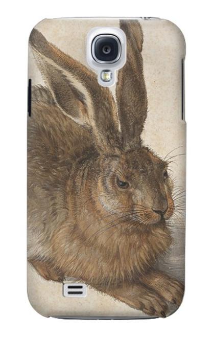 W3781 Albrecht Durer Young Hare Hülle Schutzhülle Taschen und Leder Flip für Samsung Galaxy S4