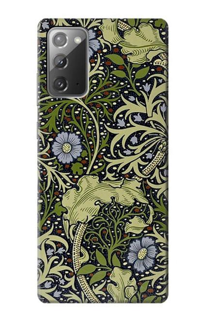 W3792 William Morris Hülle Schutzhülle Taschen und Leder Flip für Samsung Galaxy Note 20